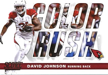 Score Color Rush #4 David Johnson