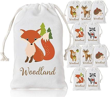 Amazon.com: KREATWOW - Bolsas de caramelo con cordón para ...