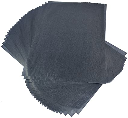 amazon com graphite transfer carbon paper 60 sheets 9 x 13