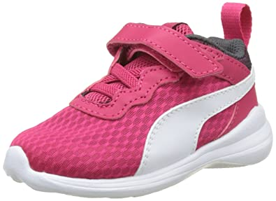 36ad0a62055 Puma Unisex Kids  Pacer Evo V Inf Low-Top Sneakers