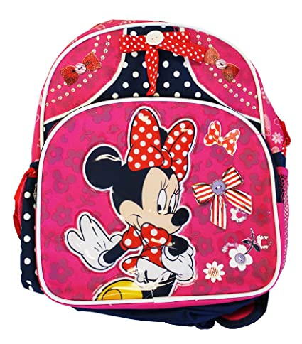 7a7da783a32 Image Unavailable. Image not available for. Color  Minnie Mouse Toddler  Backpack