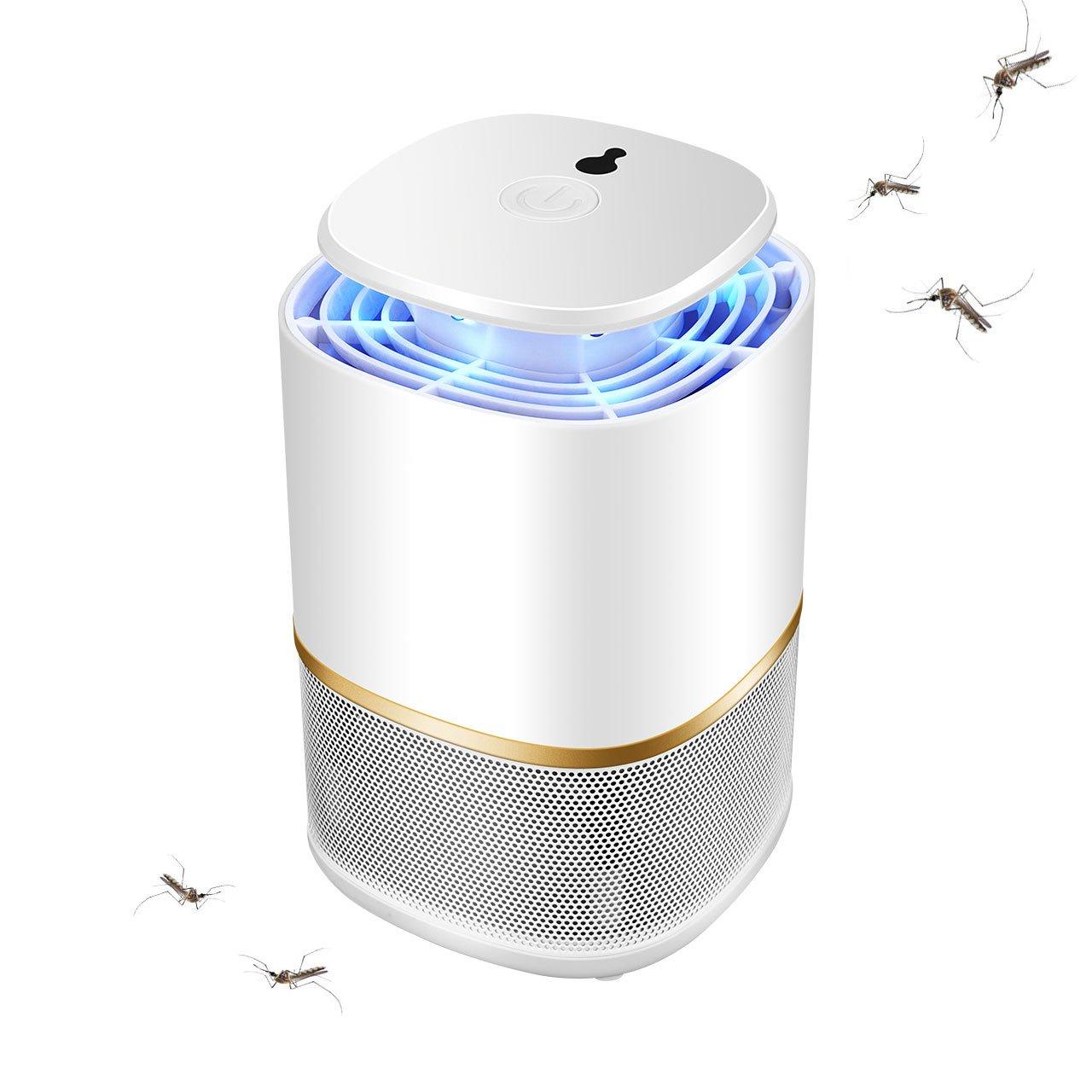 ZRN1814 Moskito-Mörder-ungiftiger stiller Moskito-Zapper / tragbare Fliegen-Mörder-Lampe / Anti-Moskito-Lampe, Insekten-Fliegen-Inhalator, Familien-Fänger Moskito-Mörder-Lampe  Elektrische Moskitotötungslampe