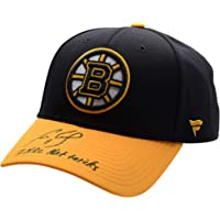"""$149 » Cam Neely Boston Bruins Autographed Black Fanatics Cap with""""17 NHL Hat Tricks"""" Inscription - Limited Edition of 8 - Fanatics Authentic Certified"""