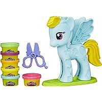 Play-Doh My Little Pony Rainbow Dash Peinados De Colores