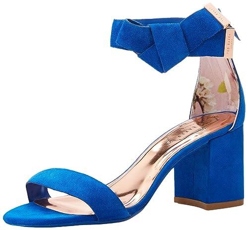 7eab234adb34c9 Ted Baker Women s KERRIA Heeled Sandal  Amazon.co.uk  Shoes   Bags