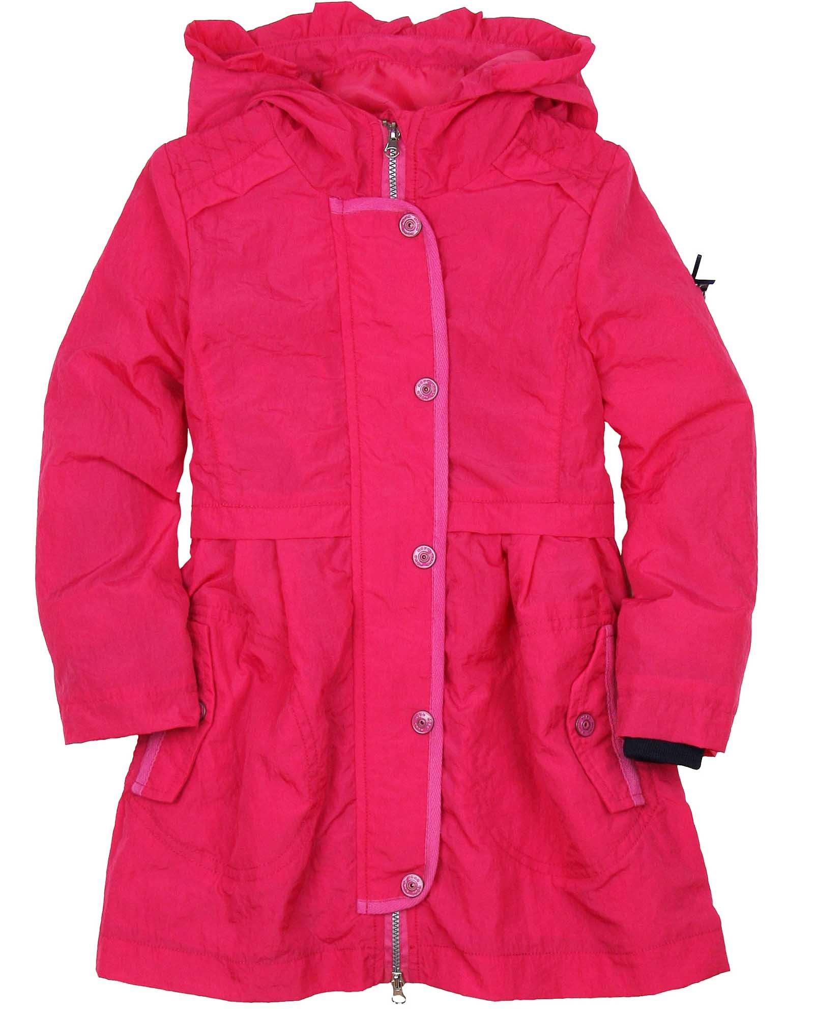 no!no! NONO Girl's Windbreaker Coat, Sizes 4-14 - 5/110
