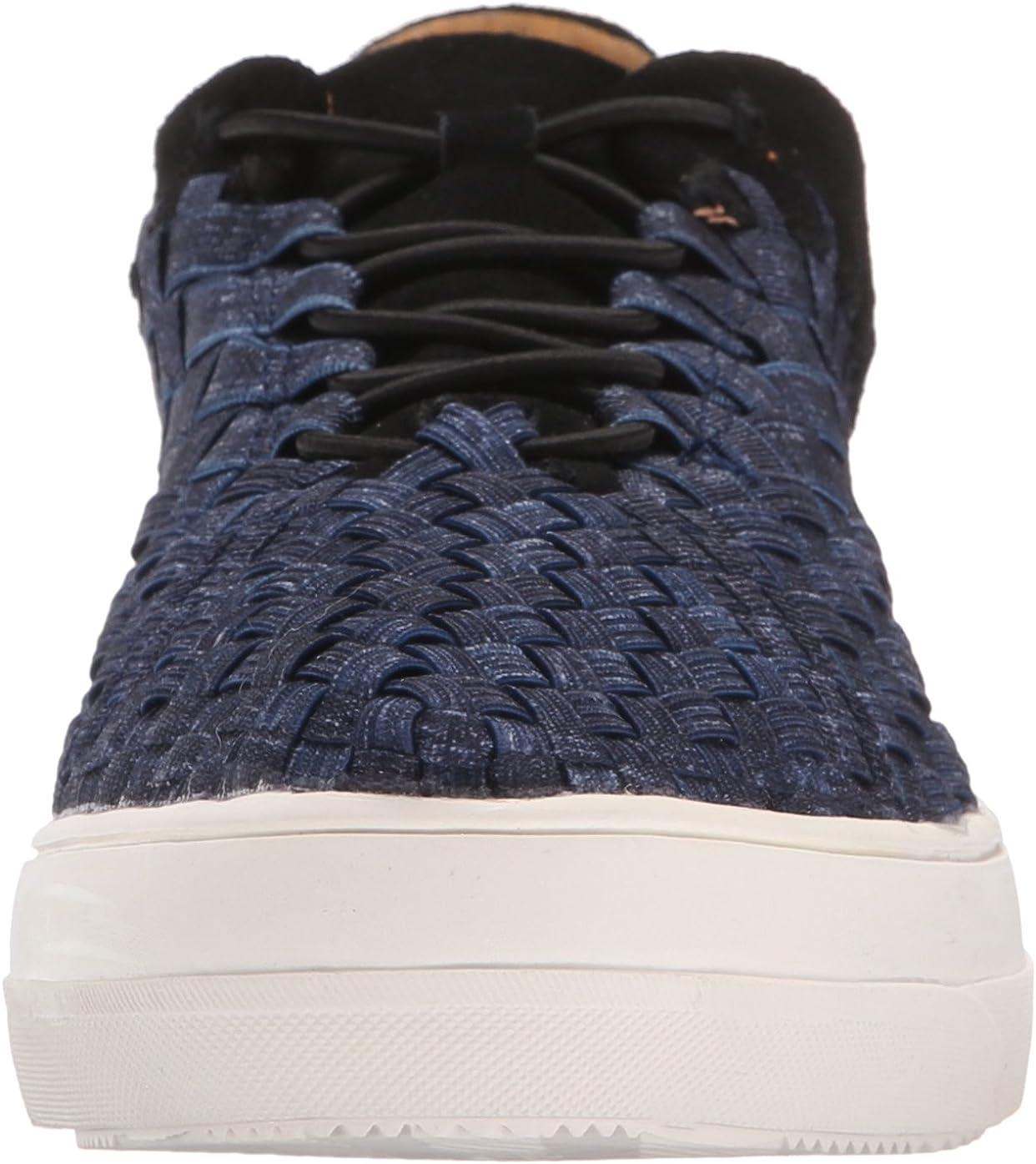 Bernie Mev Women's Mid Olympia Fashion Sneaker Jeans