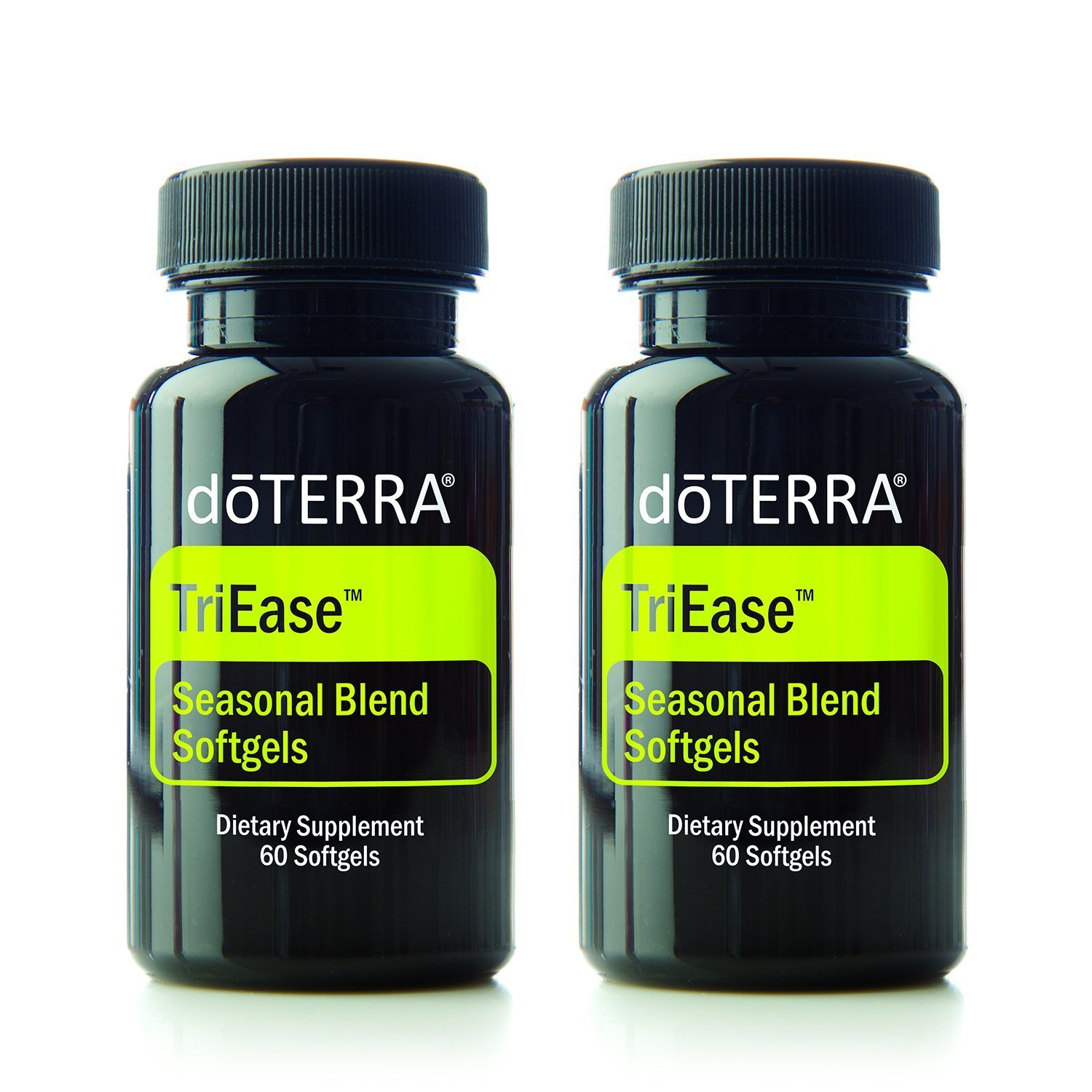DoTERRA TriEase Blend Softgels (2 Pack) by doTERRA (Image #1)