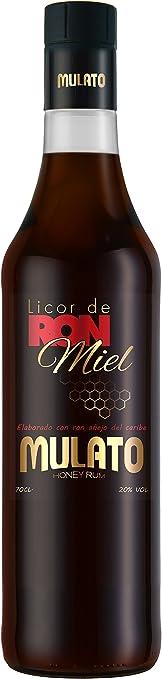 RON MIEL MULATO 70CL: Amazon.es: Alimentación y bebidas