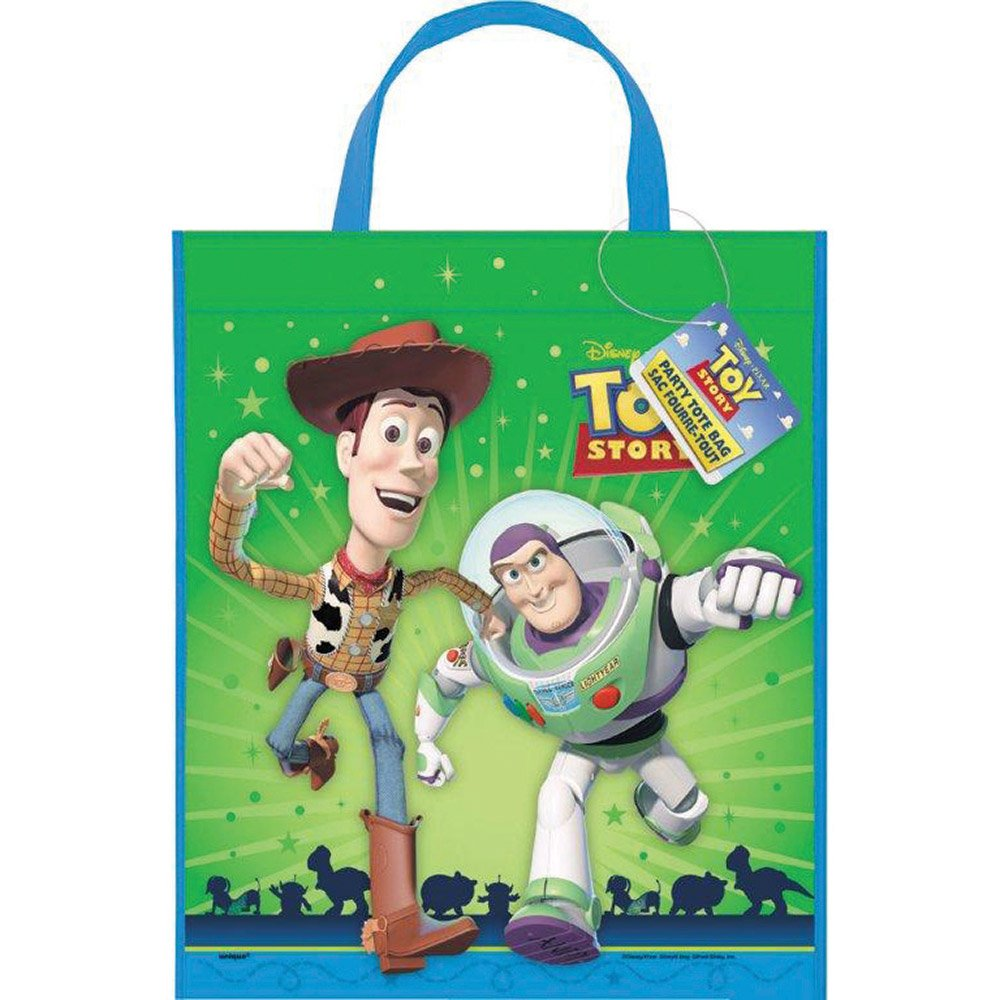 Toy Story Tote Bag - Birthday and Theme Party Supplies