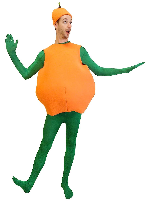 sc 1 st  Amazon.com & Amazon.com: Adult Orange Costume (Size: Standard 44): Clothing