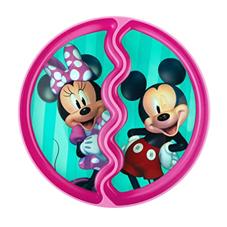 The First Years Disney Suction Plate for Kids Mickey Mouse 0.24 Pound
