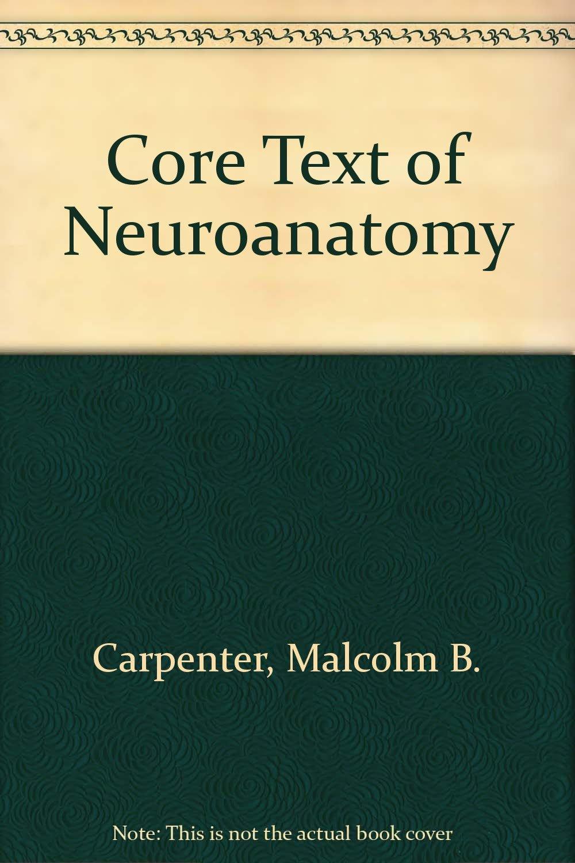 Neuroanatomy carpenter pdf human