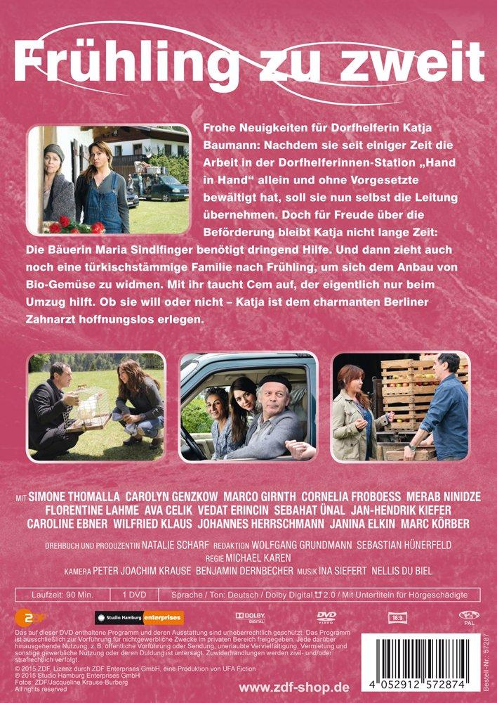 Frühling zu zweit (Herzkino) [Alemania] [DVD]: Amazon.es: Simone ...