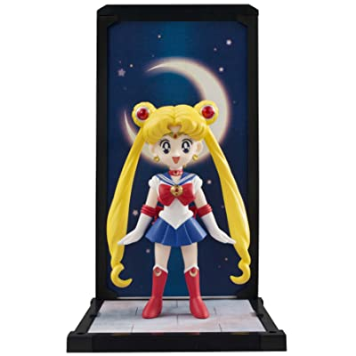 "Bandai Tamashii Nations Tamashii Buddies Sailor Moon ""Sailor Moon"" Action Figure: Toys & Games"