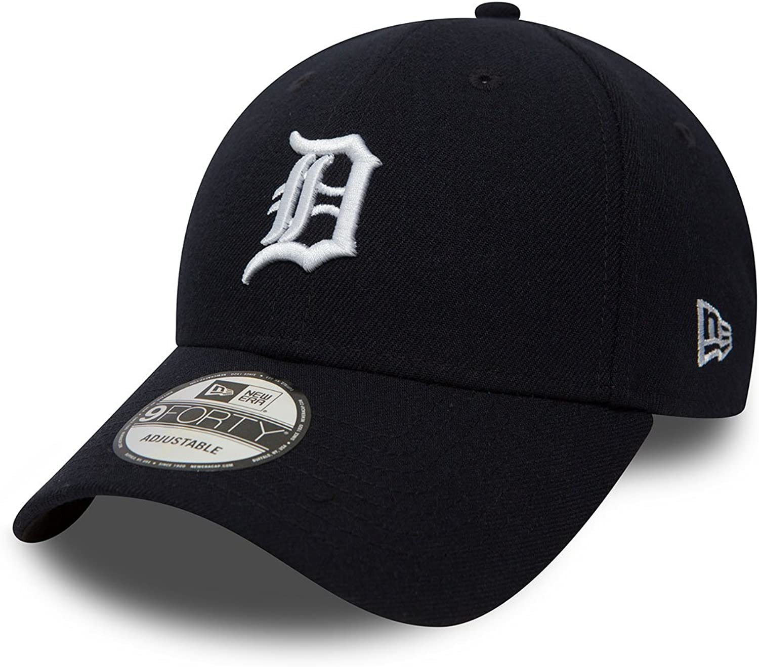 New Era Detroit Tigers MLB 9Forty The League Home Adjustable Hat