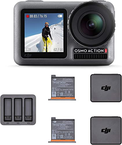 DJI OSMO Action with Osmo Action Charging Kit