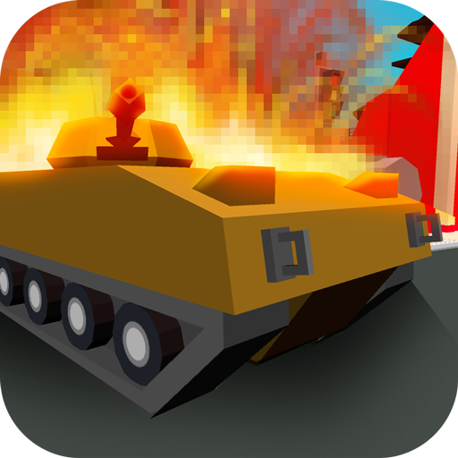 Pixel Warfare  Tank Hero