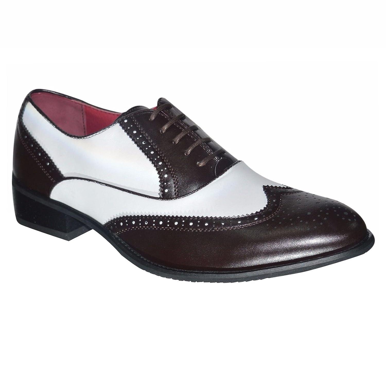 TALLA 42.5 EU. Xelay Zapatos de Vestir Hombre