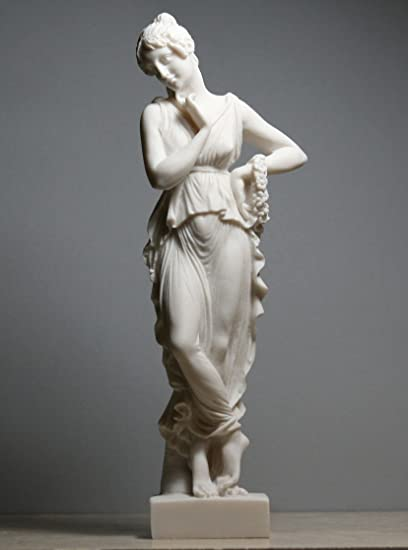 Image result for statue of persephone