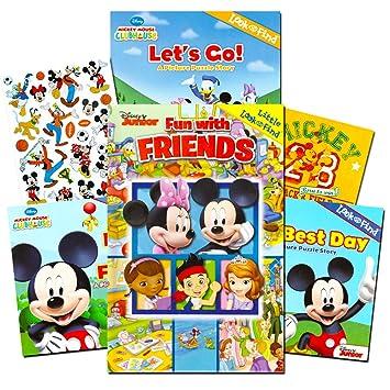 Amazon.com: Disney Mickey Mouse Clubhouse aspecto y ...