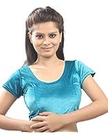 13af2f750d5c2f Amazon.com: Black Velvet Chic Ready-made Saree Blouse Sari Choli - A ...