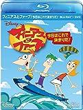 フィニアスとファーブ/今日はこれで決まりだ!  ブルーレイ+DVDセット [Blu-ray]