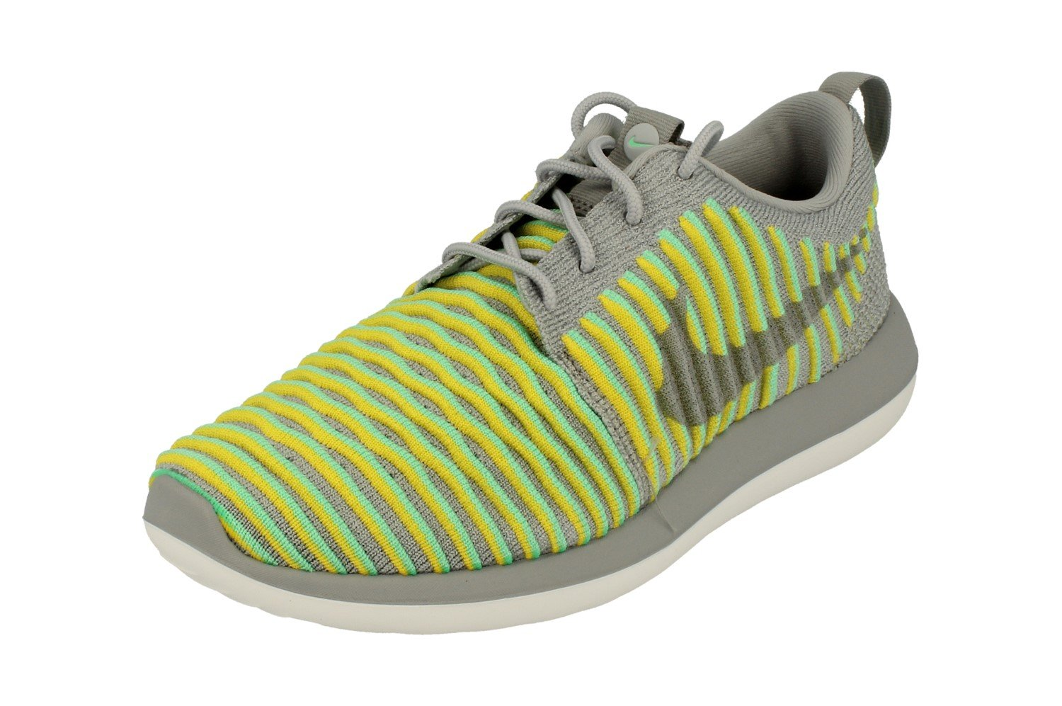 b0449cc1db969 Galleon - NIKE Womens Roshe Two Flyknit Running Trainers 844929 Sneakers  Shoes (UK 3 US 5.5 EU 36