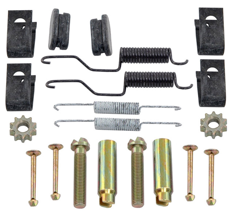 ACDelco 18K1634 Professional Rear Parking Brake Hardware Kit