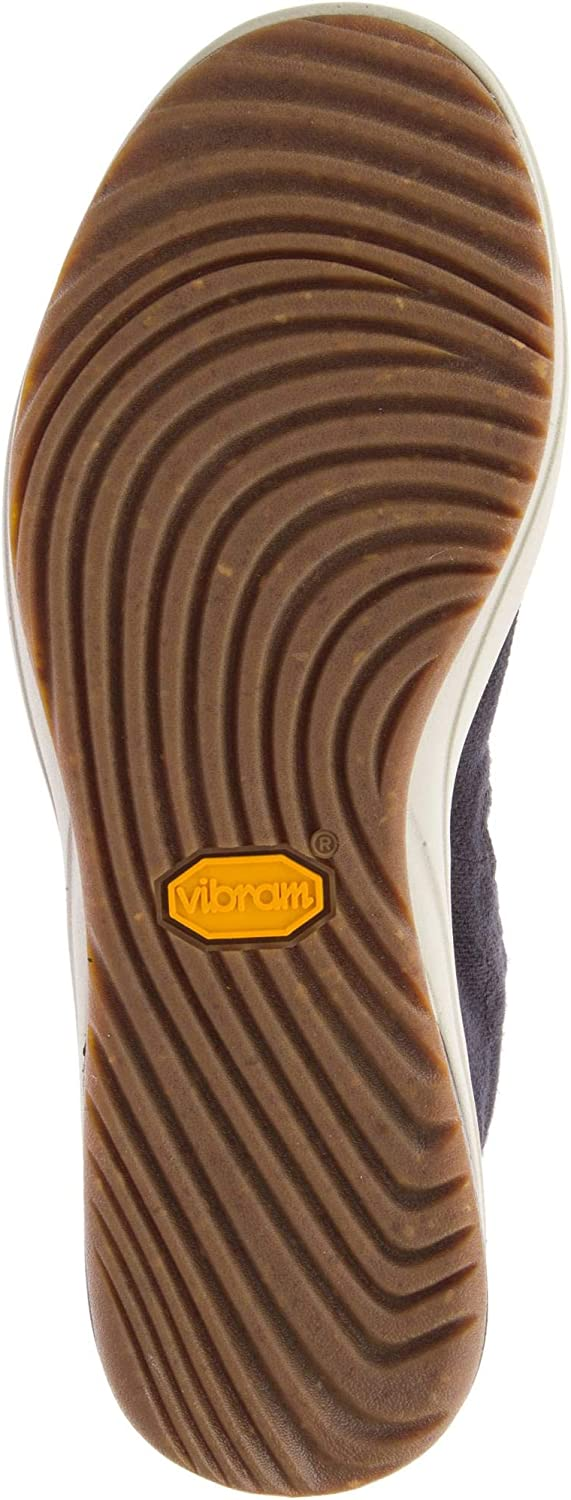 Merrell Womens Gridway Moc Canvas Sneakers