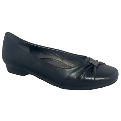 5a120267413f Boulevard Womens Ladies Casual Sash Vamp Shoes  Amazon.co.uk  Shoes ...
