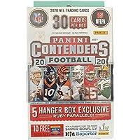 $39 » 2020 Panini Contenders Football HANGER box (30 cards/box)