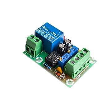 Chironal XH-M601 - Placa de Control de Carga de batería (12 ...