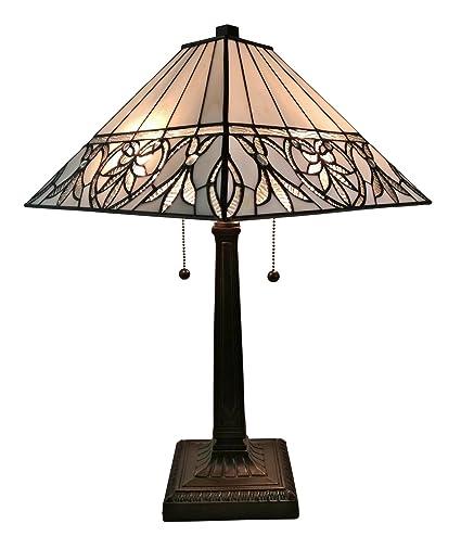 Amazon.com: Amora am303tl14 de iluminación lámpara de mesa ...