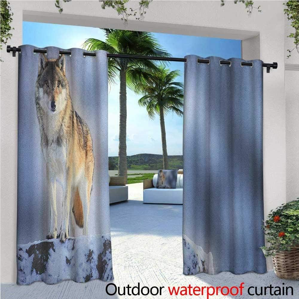 Cortinas de balcón de invierno triangulares de pino con diseño de ...