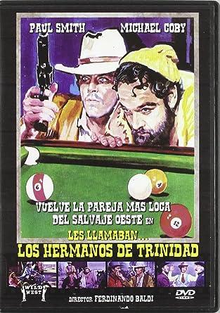 Les Llamaban Los Hermanos Trinidad [DVD]