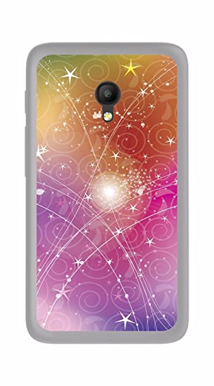 Tumundosmartphone Funda Gel TPU para Orange Rise 51 / ALCATEL PIXI 4 (5) 4G / VODAFONE Smart Turbo 7 diseño Abstracto Dibujos: Amazon.es: Electrónica