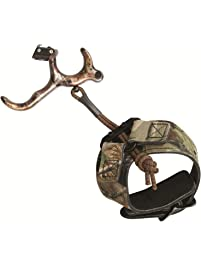 Scott Archery Longhorn Hunter Release, 3 Finger, Realtree AP