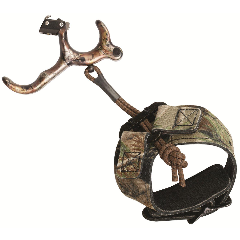 Scott Archery Longhorn Hunter Release, 3 Finger, Realtree AP by Scott Archery