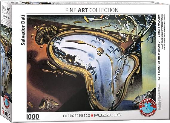 Eurographics 6000-0842 Puzzle 1000 Pieza(s) - Rompecabezas (Puzzle Rompecabezas, Arte, Niños y Adultos, Niño/niña, Interior, Cartón): Amazon.es: Juguetes y ...
