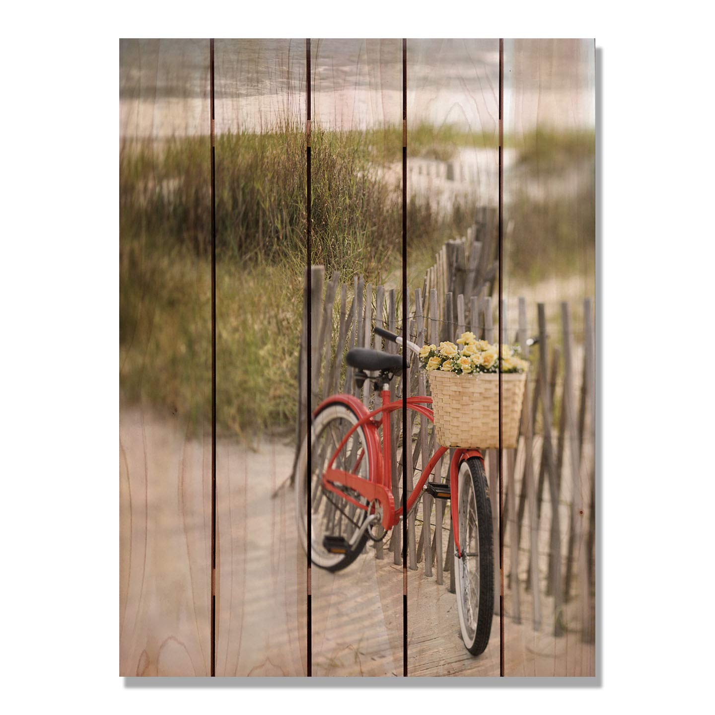 Gizaun Art SED2836 Special Delivery 28-Inch by 36-Inch Wall Art, Inside/Outside, Full Color Cedar