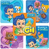 Bubble Guppies Stickers - 100 Per Pack