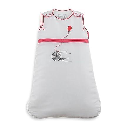 NioviLu Design Saco de dormir para bebé - Penny-Farthing (0-6 meses