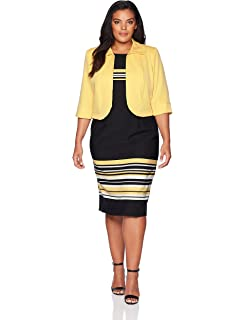 2ae2852011bdf Maya Brooke Women s Size Embroidered Lace Duster Jacket Dress Plus ...