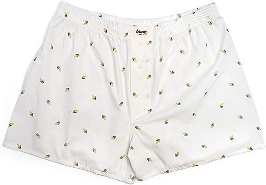 Brava Fabrics | Calzoncillos Blancos Boxer para Hombre ...