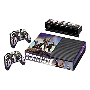 Fortnite Vinyl Decal Protective Skin Cover Sticker For Xbox One