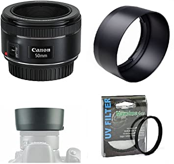Protective UV Filter 49mm for Canon EF 50 mm 1.8 STM