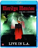 マリリン・マンソン / ガンズ・ゴッド・アンド・ガヴァメント - ライブ・イン・L.A. [Blu-ray]