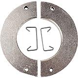 【良い商品】WPL&MN RCカーパートのための金属ホイールの重量OPタイヤカウンターウェイトアイアンをアップグレード
