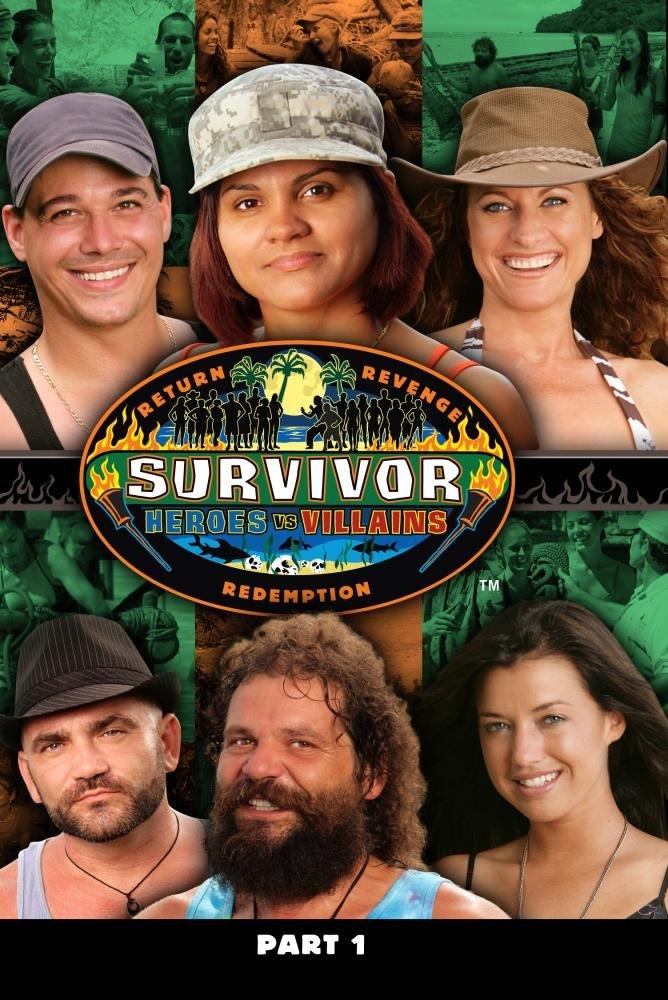 Survivor 20:  Heroes and Villians (Disc 1)